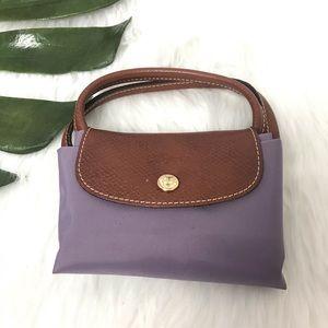 Longchamp Le Paige Foldable tote bag